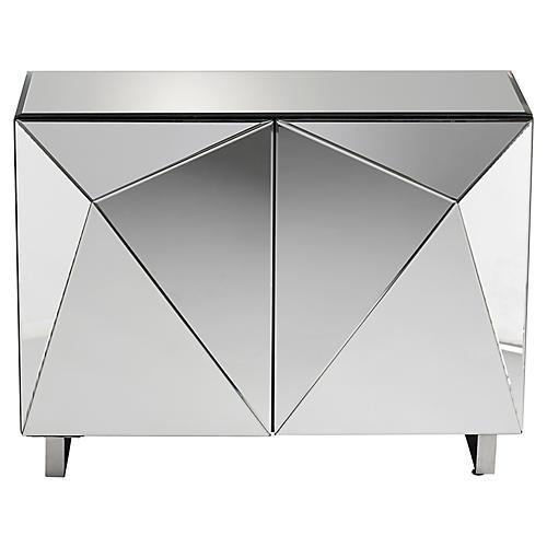 Abel Cabinet, Mirrored