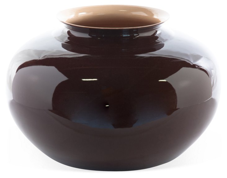 Low Vessel, Chocolate