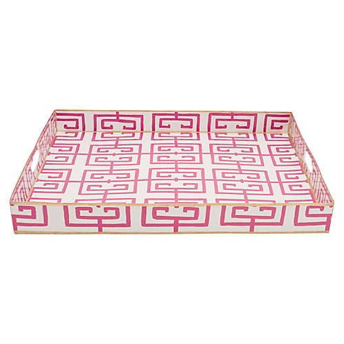 "22"" Fret Tray, Pink"