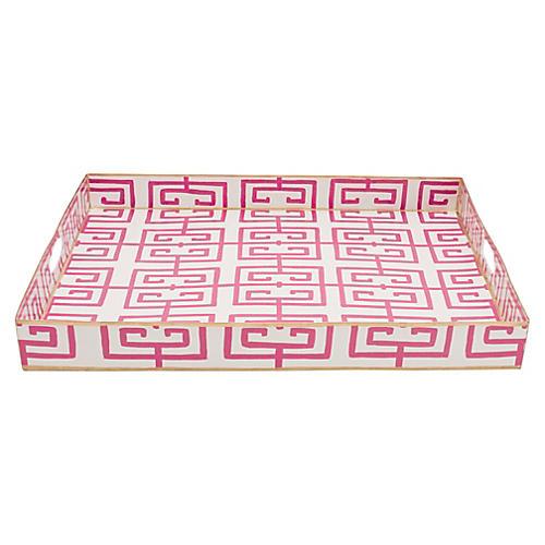 "22"" Fret Tray, Pink"