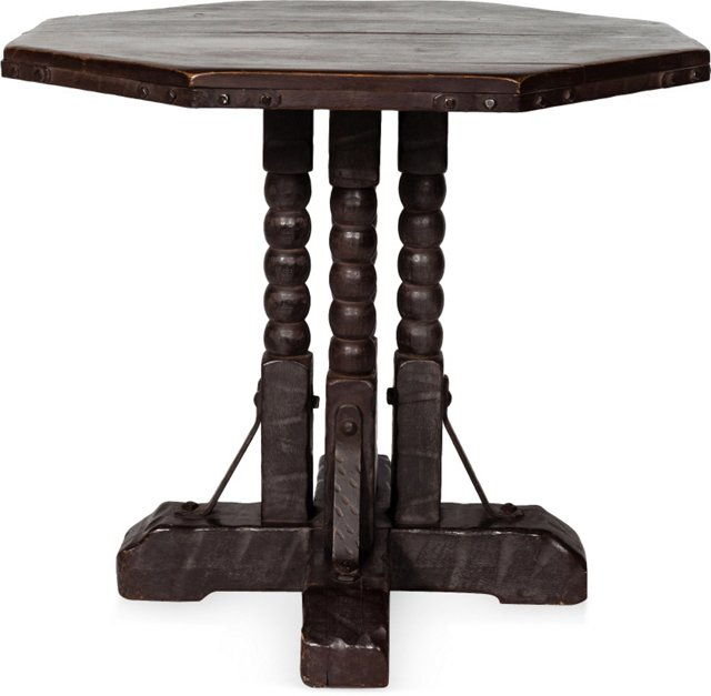 Monterey Octagonal Game Table