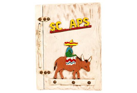 Vintage Snapshot Album, SC APS