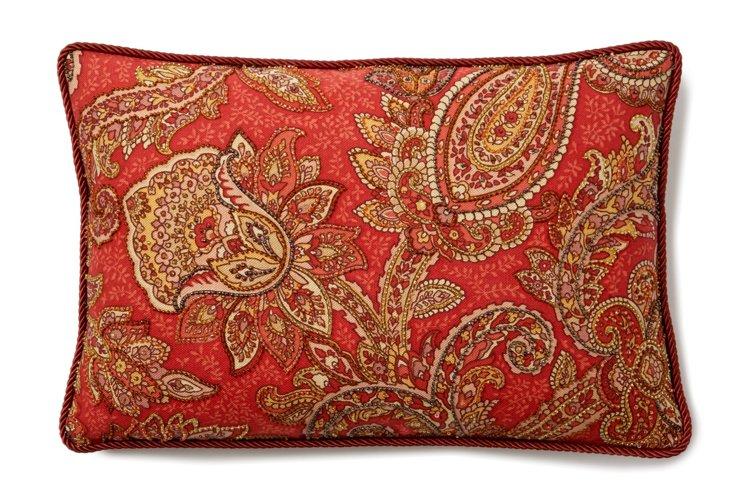 Brookside 12x18 Pillow, Saffron