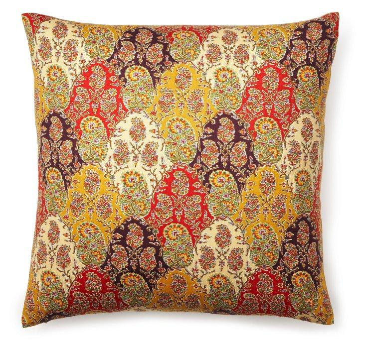 Sullivan 22x22 Pillow, Amethyst