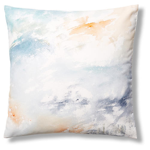 Faux Pas 20x20 Sunbrella Pillow