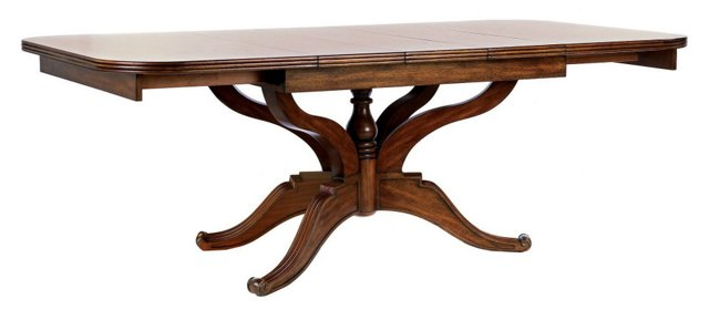 """Heirloom 50"""" Expandable Dining Table"""