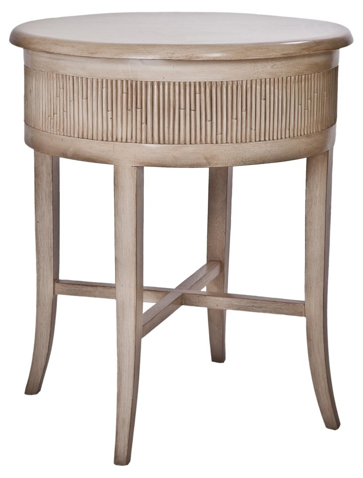 Westbury Round Accent Table