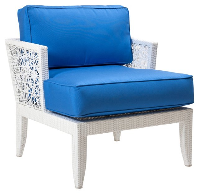 Mykonos Outdoor Lounge Chair