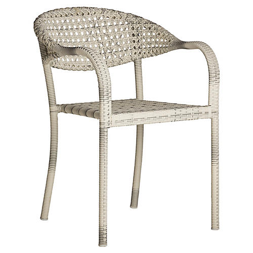Cyprus Outdoor Stacking Chair