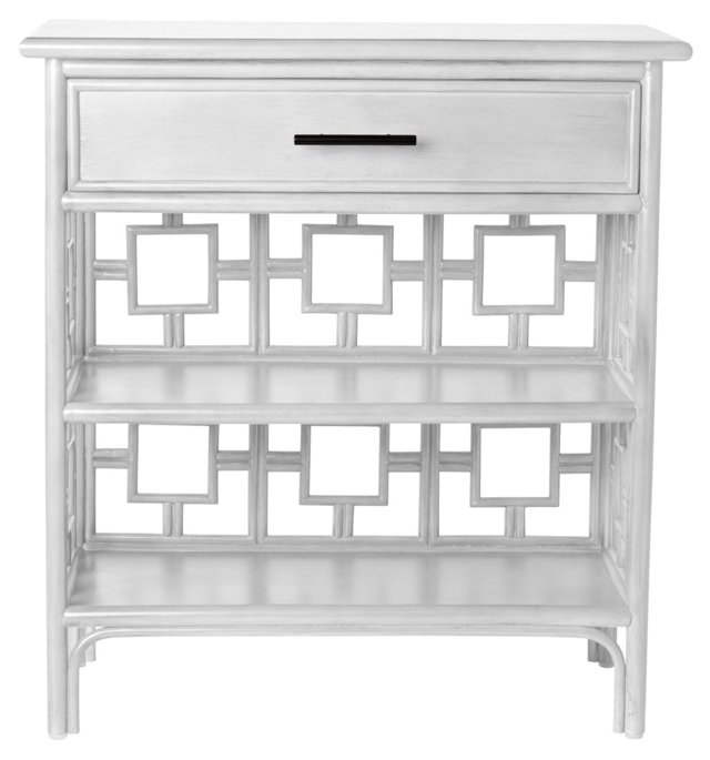 Sobe Nightstand, White