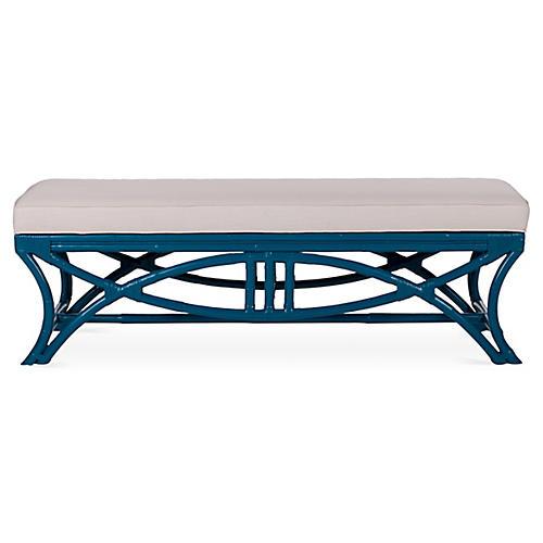 Bridgeport Bench, Pacific Blue