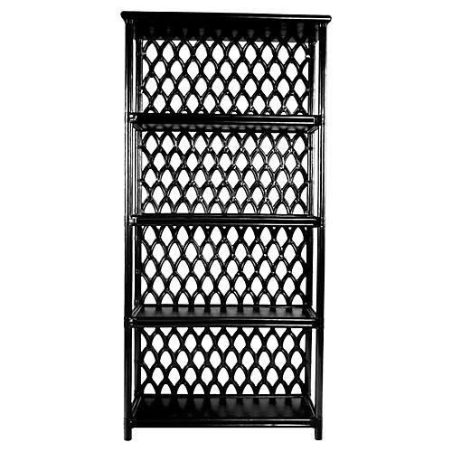 Casablanca Bookcase, Black
