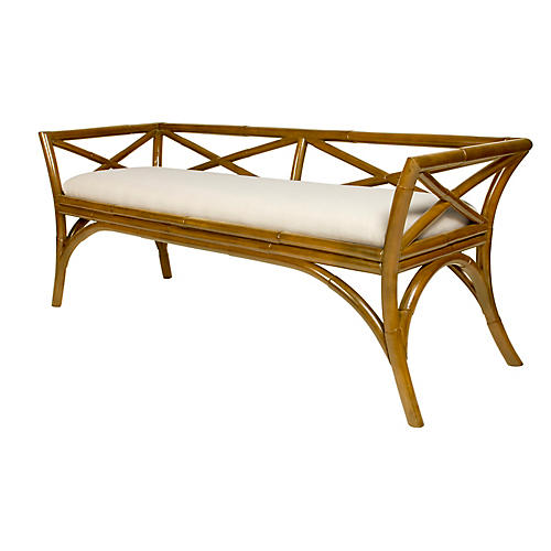 Charlotte Bench, Camel Brown