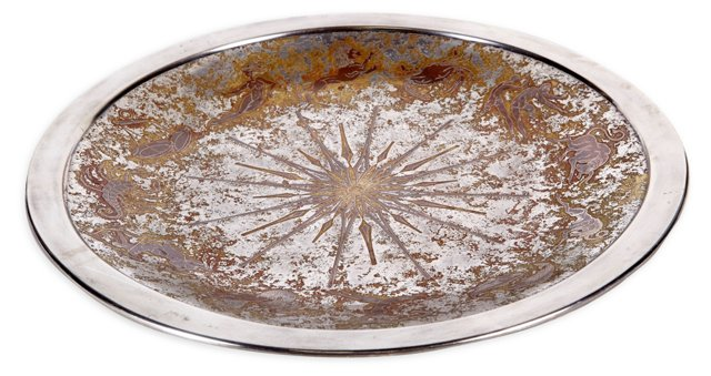 Limited Edition Zodiac Platter