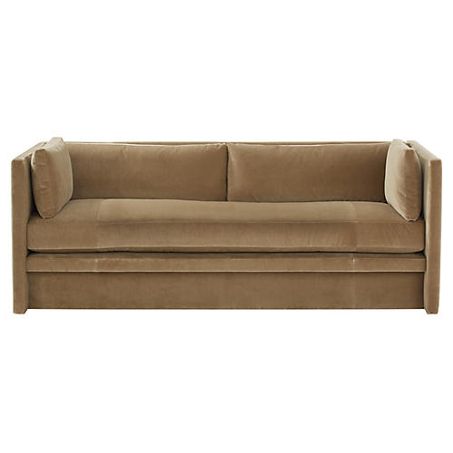 Meyer Sofa, Bronze