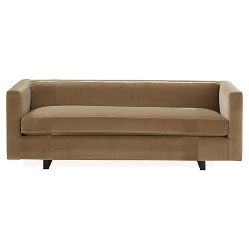 Porter Sofa, Bronze