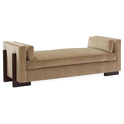 Porter Bench, Bronze