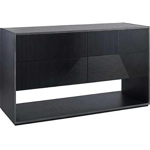 Hampden Console, Black