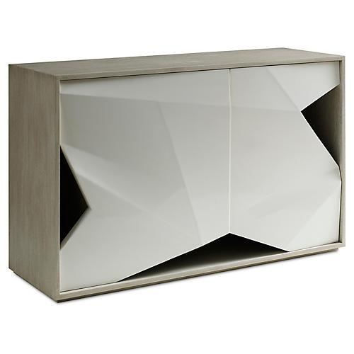 Prism Cabinet, Whitewash