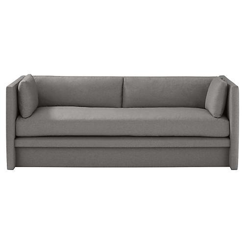 Meyer Sofa, Slate