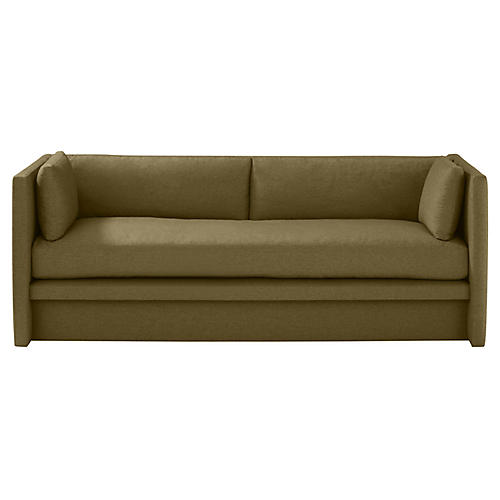 Meyer Sofa, Green