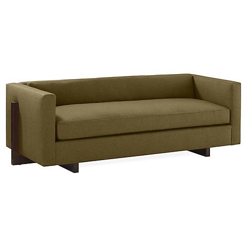 Porter Sofa, Green