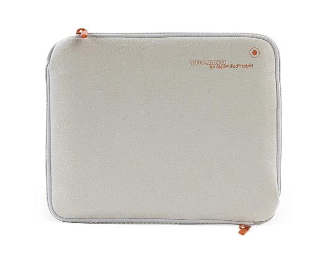 Doppio iPad Sleeve, White