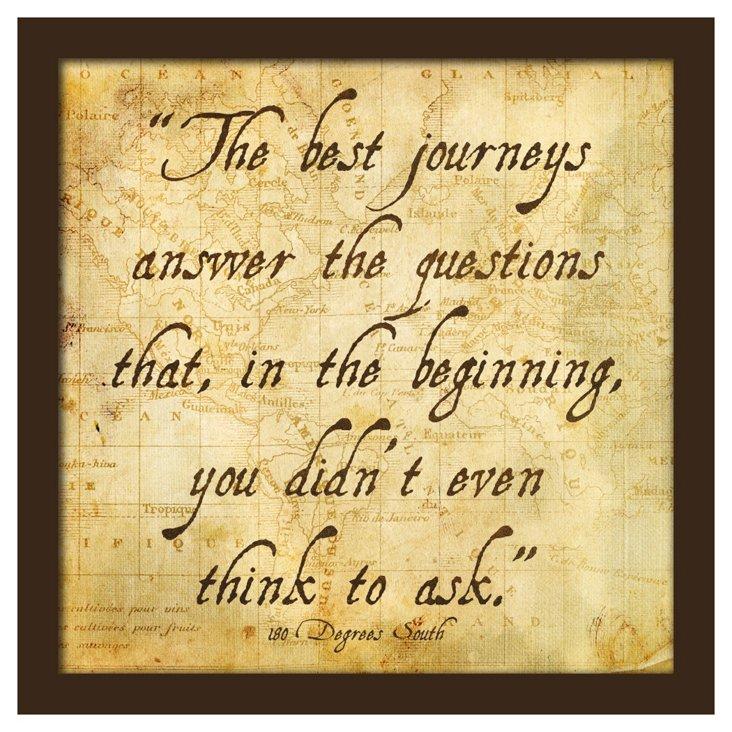 The Best Journeys