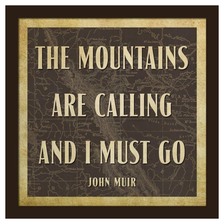 Mountain Calling II