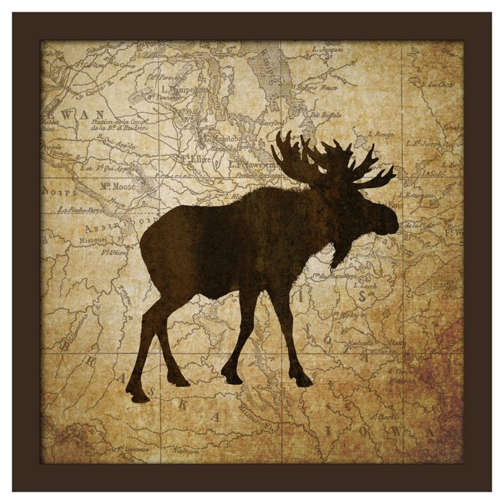 Moose Map II