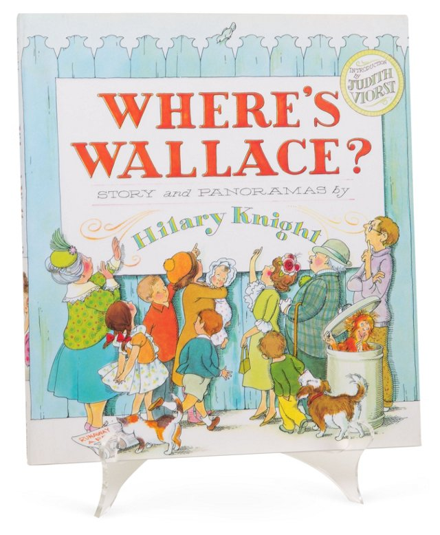 Where's Wallace?, 1st Ed. II