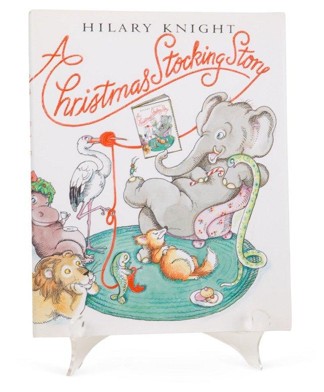 A Christmas Stocking Story, 1st Ed. III