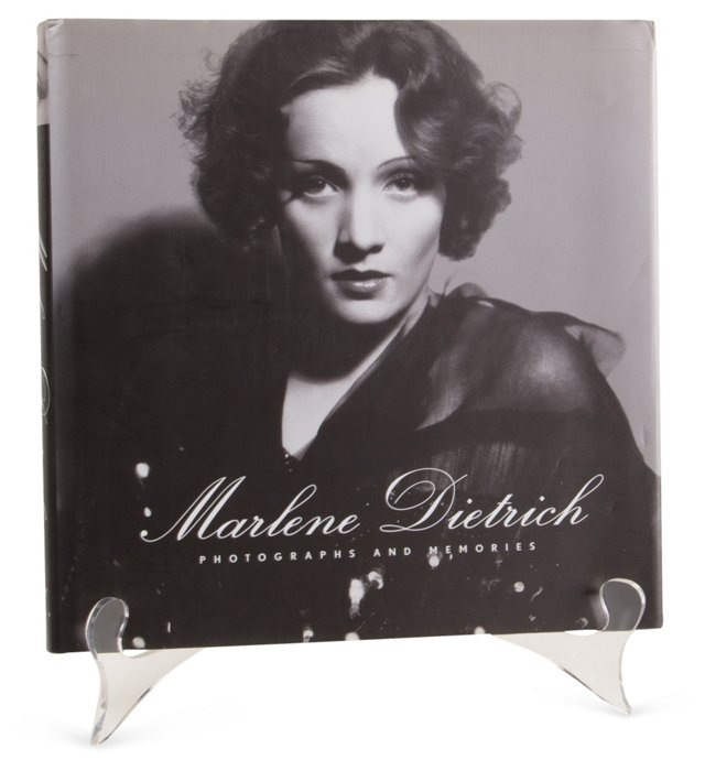Marlene Dietrich: Photographs & Memories