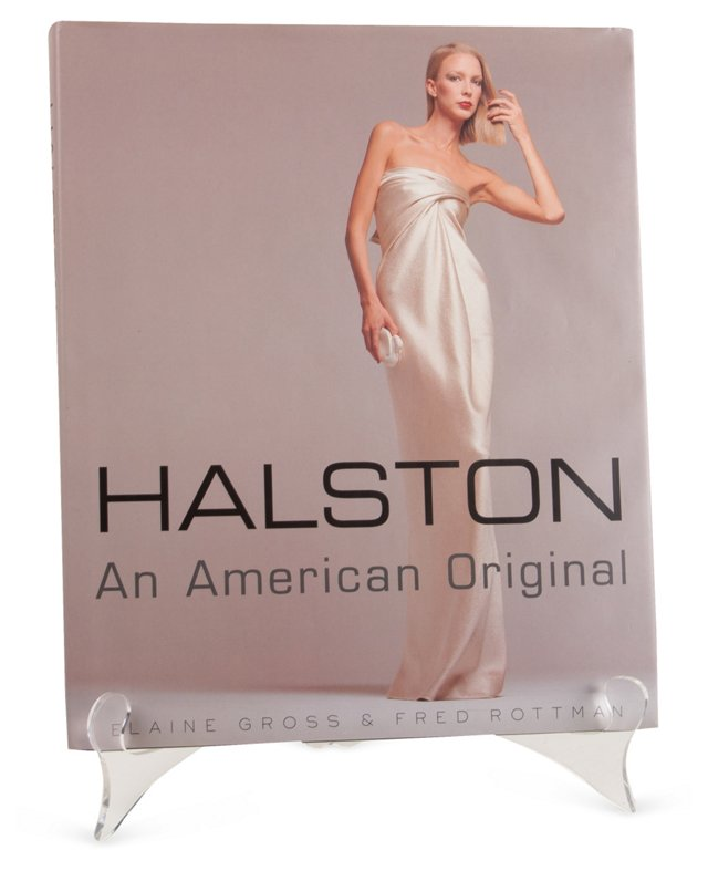 Halston: An American Original, 1st Ed.
