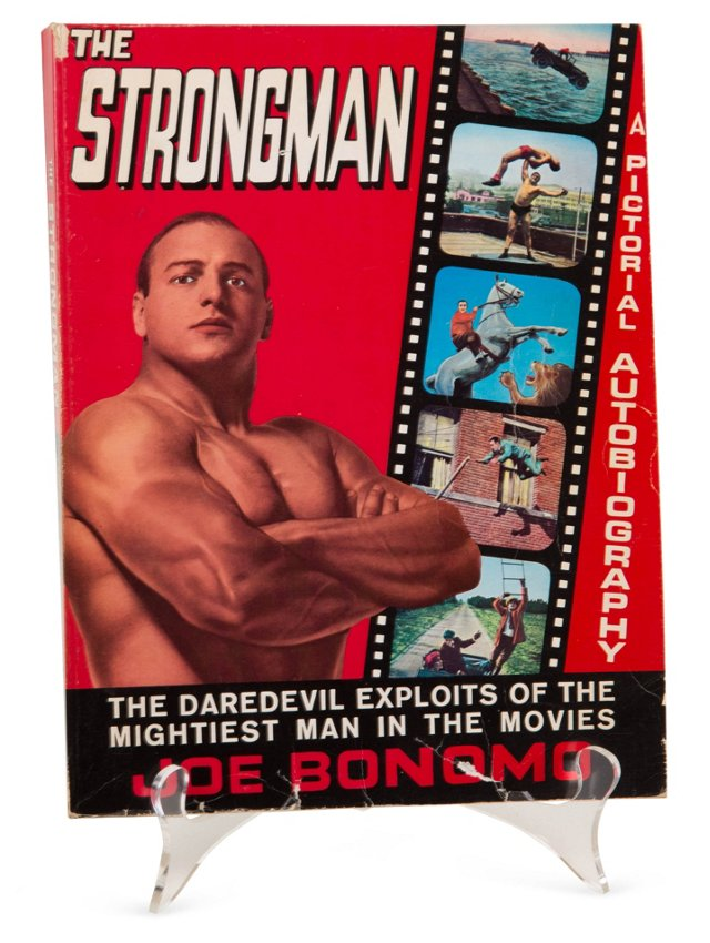 The Strongman: Exploits of Man in Movies