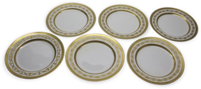 Dinner Plates by Minton's Ltd., Set of 6