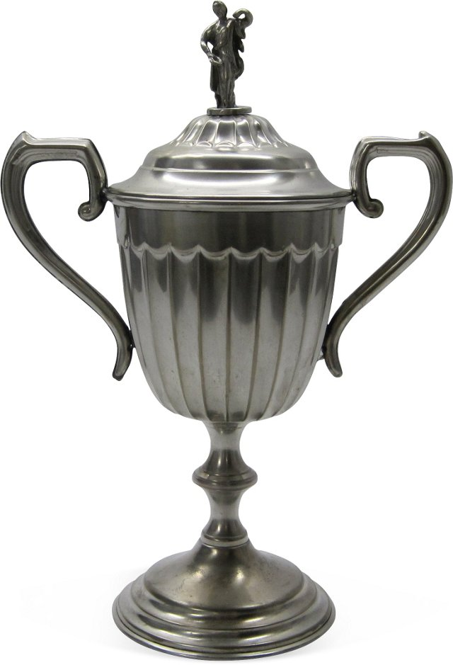 English Trophy Cup, C. 1920