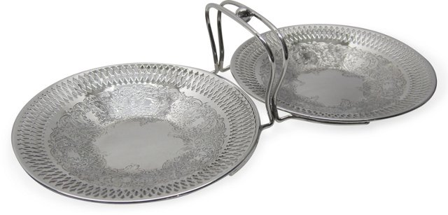 Engraved Double Server