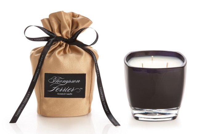 13 oz. Glass Candle, Kashmiri Spice