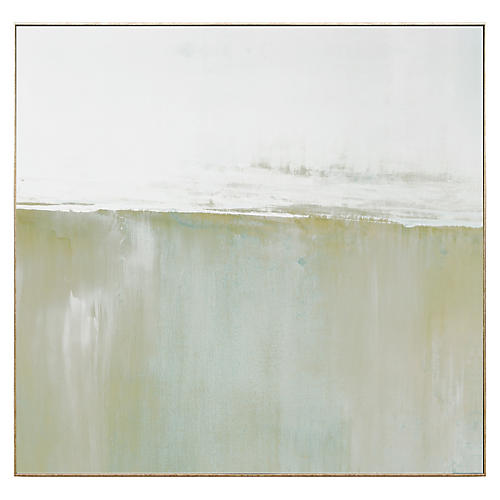 Divided Landscape No. 1, Carol Benson-Cobb