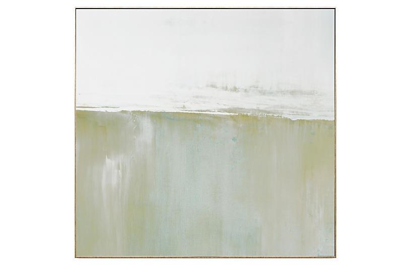 Divided Landscape No. 1 - Carol Benson-Cobb - Benson-Cobb Studios Art