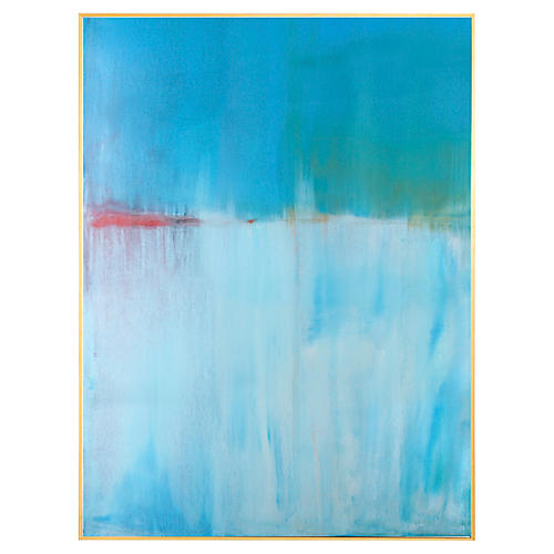 Carol Benson-Cobb, Blue Horizon