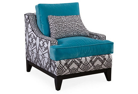 Fun Accent Chairs For Your Home From One Kings Lane