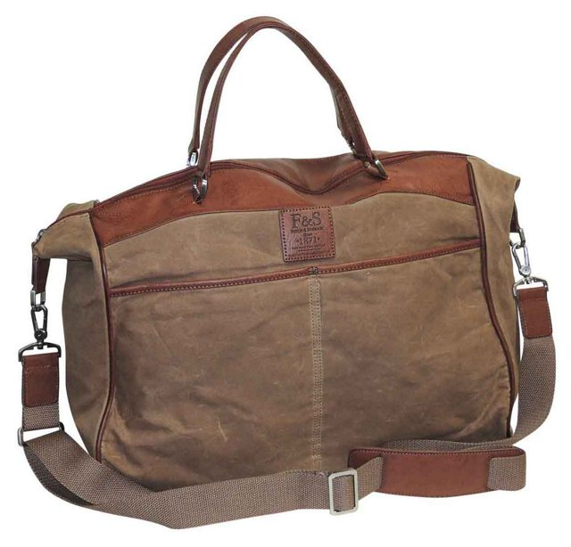 Huntington Gear Duffel, Tan