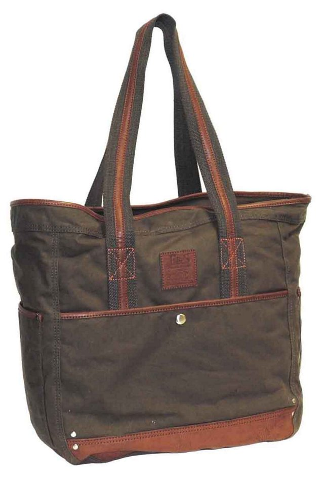 Huntington Gear Tote, Olive