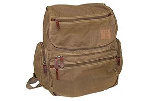 Huntington Gear Backpack, Tan