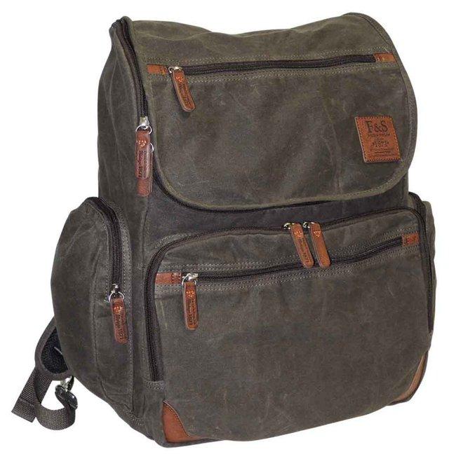 Huntington Gear Backpack, Olive