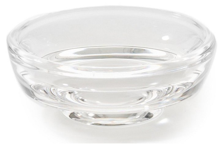 Soap Dish, Crystal