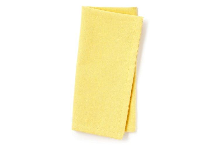 S/4 Basics Napkins, Daffodil