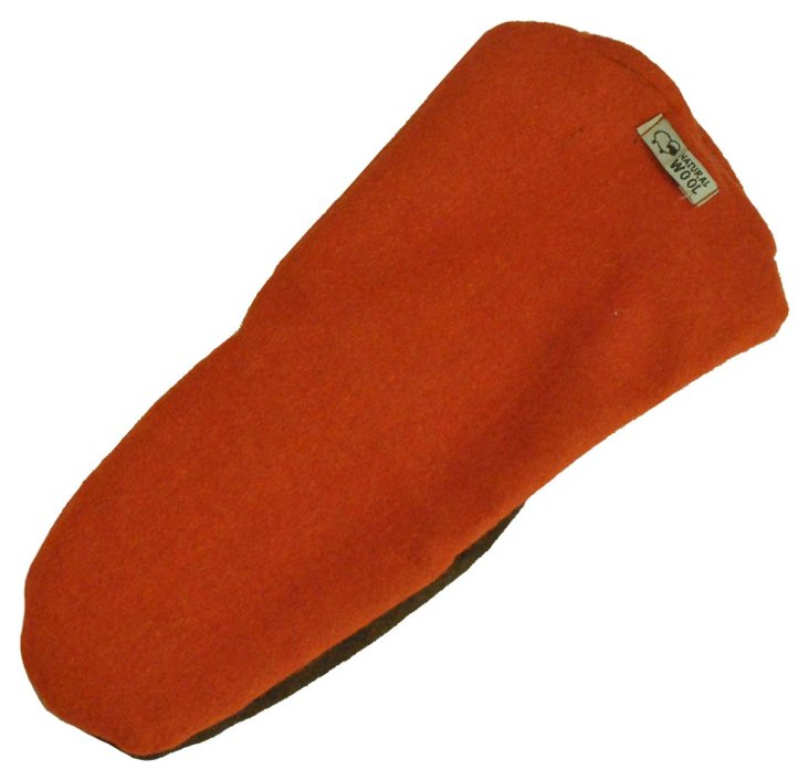 S/2 Spice & Cocoa Oven Mitts